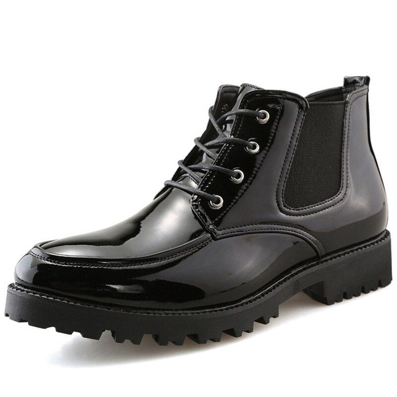 Online Get Cheap Mens Designer Dress Boots -Aliexpress.com ...