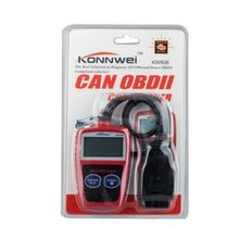 KW806 MS309 Konnwei OBDII EOBD Code Scanner Engine Check Diagnostic Reader OBD2 maxiscan scan tool