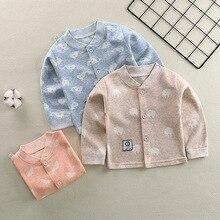 Oeak, дизайн, детские пижамы, комплекты одежды для маленьких мальчиков и девочек, пижамы с животными, хлопковая одежда для сна