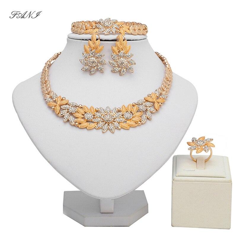 Fani Statement Jewelry Set...