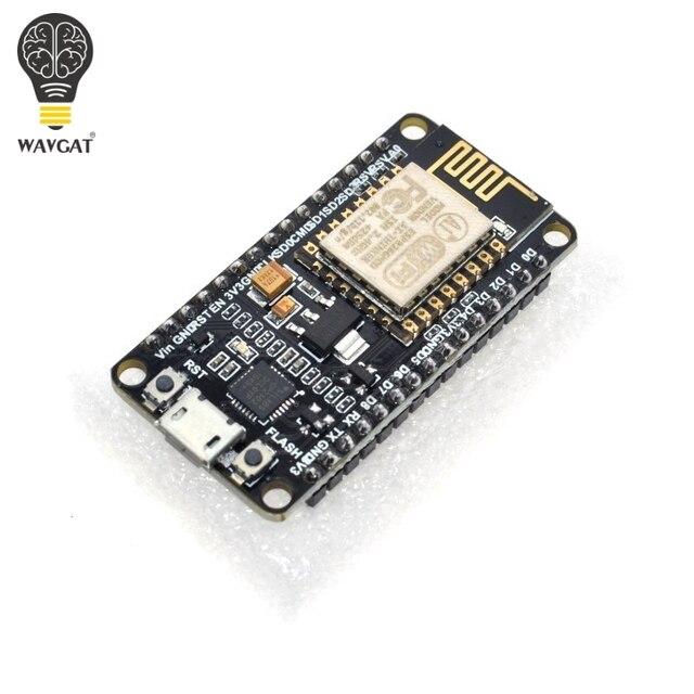 V3 Wireless modulo NodeMcu 4 M byte Lua WIFI Internet of Things ESP8266 ESP-12E scheda di sviluppo basata per arduino Compatibile