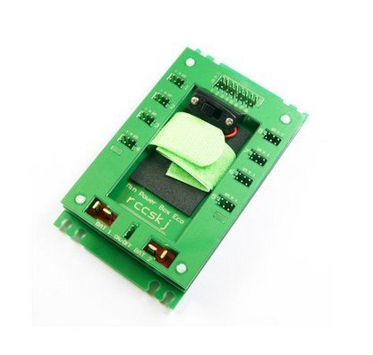 Dual Power Input Servo Distribution Board Economy Version W/O CDI Remote Switch
