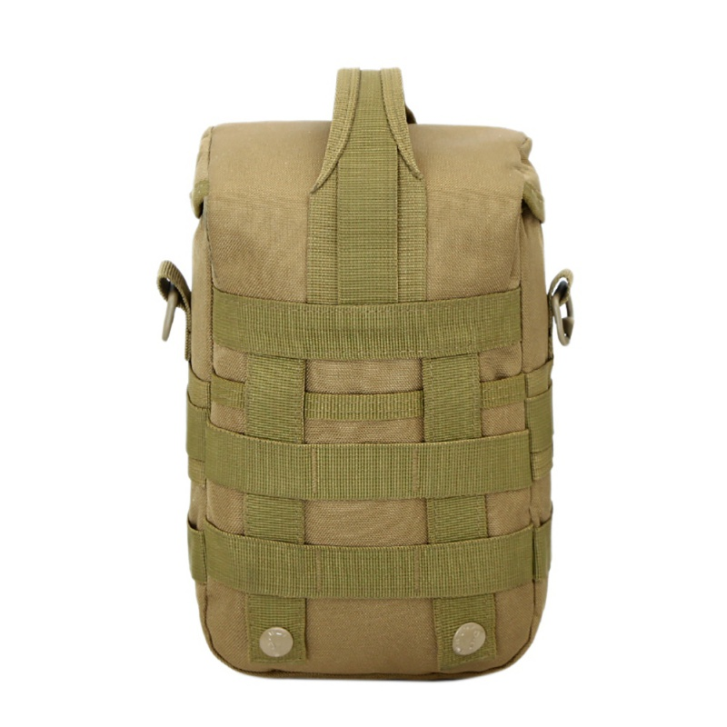 1 Piece Men Outdoor Military Camping Hiking EDC Tactical Hunting Pouch High qulity 600D  ...