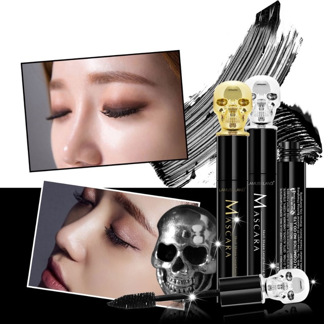 Skull Shape Lengthening Mascara