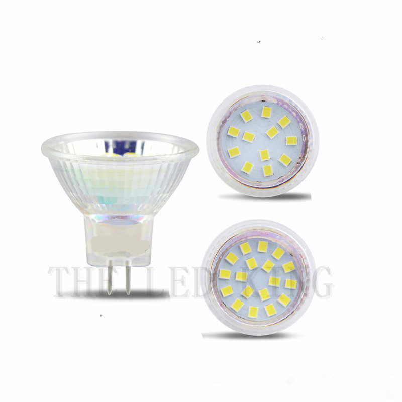 超高輝度調光対応 MR11 ランプ LED スポットライト AC 10-30V 3 ワット 5 ワット 7 ワット GU4 2835 bombillas Led スポットライトハロゲンランプ 20-50 ワット