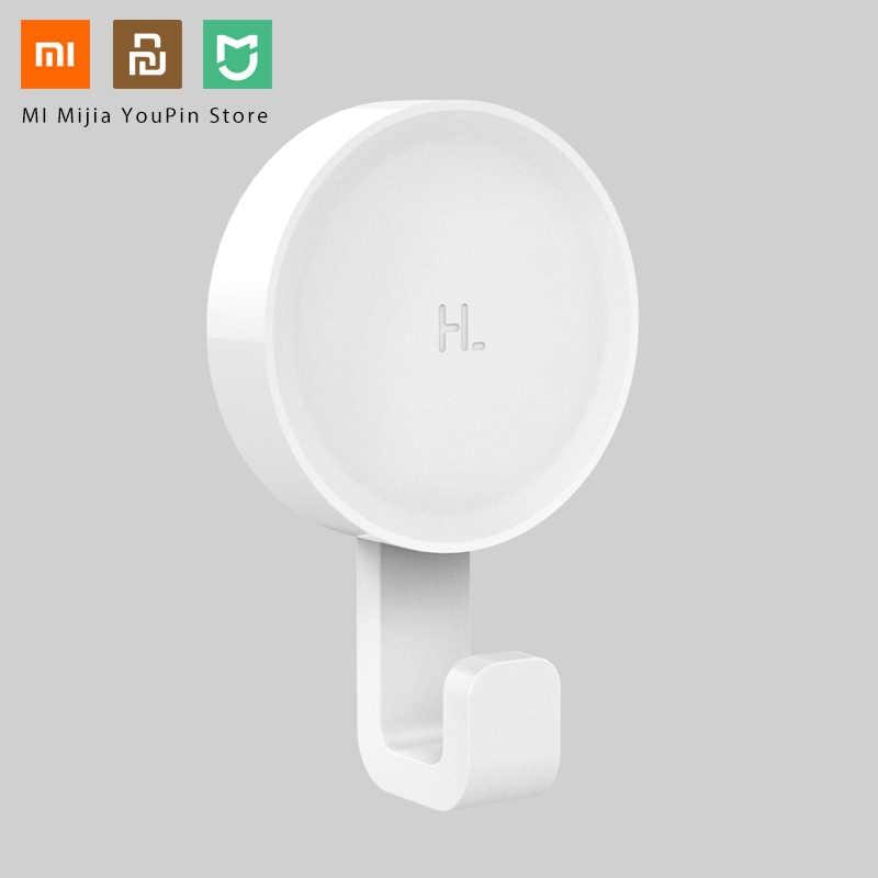 Xiaomi Mijia małe haczyki silna łazienka sypialnia kuchnia haczyki ścienne 3 kg maksymalne obciążenie new arrival w magazynie