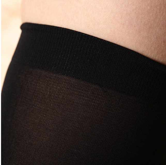 Skid-proof knee socks stockings White black student stockings High stockings velvet lengthening
