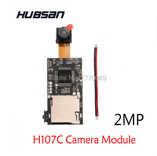 Parts & Accessories Remote Control Toys Hubsan X4 H107c Rc Quadcopter Spare Parts Camera Module 2mp Hubsan H107c Part 200w Pixel Hd Camera Board H107c-a34 Yet Not Vulgar