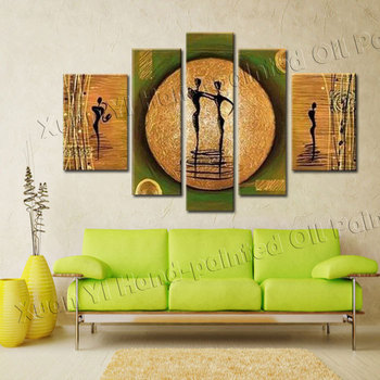Multi Combination Classical Hand Painted Oil Painting Cuadros Decoracion Canvas Art Wall Picture For Living Room Unframed XY244