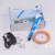 Regalo de navidad Creativa Pluma 3D DIY Impresora 3D Pluma Pluma de Dibujo de Impresión Mejor para Niños de Regalo con ABS Filamento 1.75mm