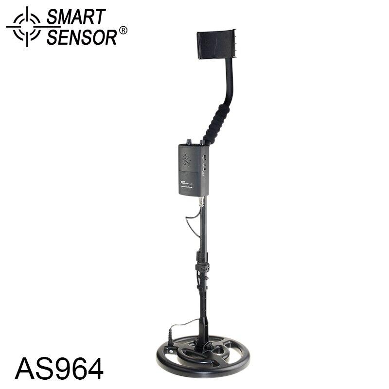 Professional Metal Detector AS964 Treasure Hunter Detector High Sensitivity Underground Metal Detector 2 5m Max Detection