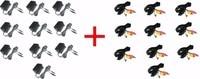 10 LOTTO per SNES, per SUPER NINTENDO AC POWER ADAPTER PLUS per SNES CAVO AV NUOVO