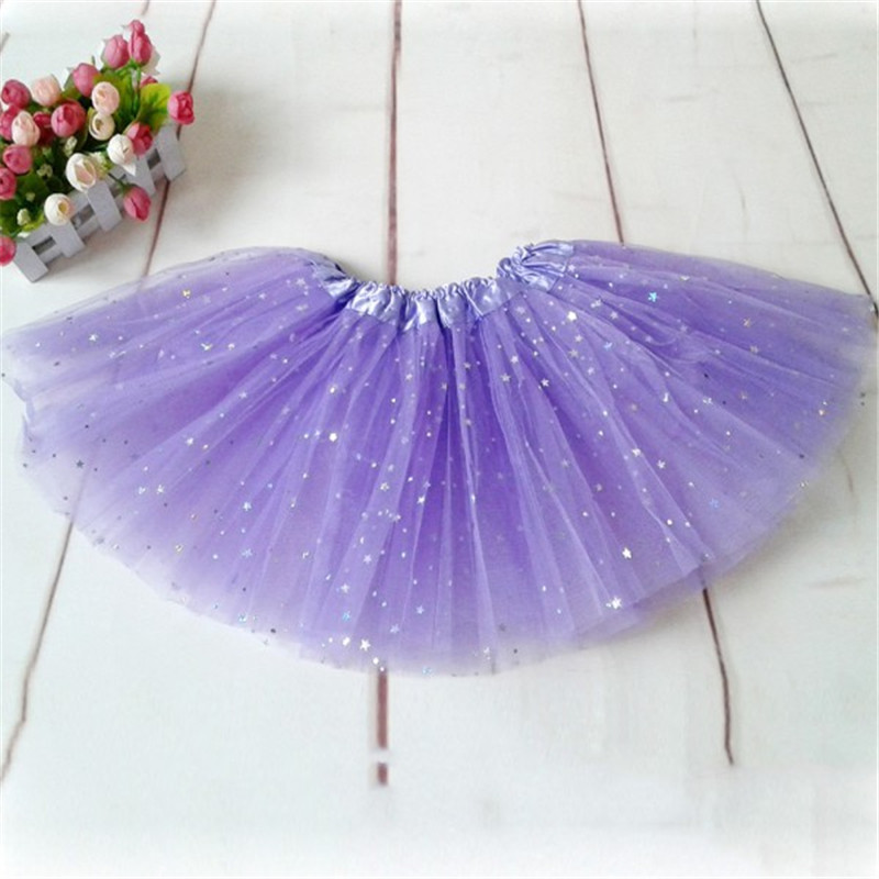 Aliexpress Buy Baby Princess Tutu Skirt Girls Kids Party Ballet Dance Wear Pettiskirt Clothes 16 Colors From Reliable Girl Suppliers On