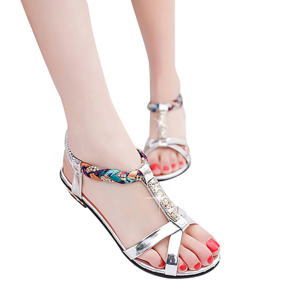 Brilliant  Stitching Design Women39s Flat Shoes  Flat Shoes Flats And For Women