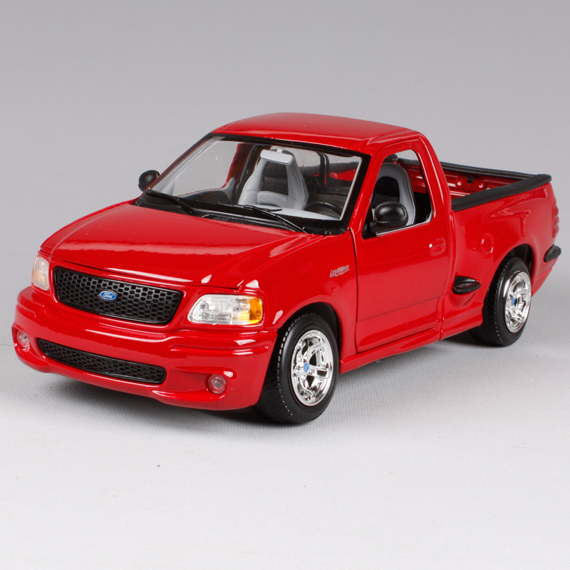 Maisto 1:21 Ford SVT F-150 Lightning Pickup truck Diecast Model Car Toy New In Box Free Shipping 31141 maisto машинка инерционная sandman ford f 150 xl