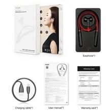 Sport Lightweight Neckband Bluetooth Earphone with built-in Mic