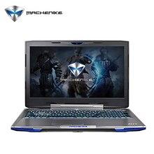 Aluminium Gaming Notebook Machenike F117-F6K SSD 256GB Intel Core i7-7700HQ GTX1060 6GB RAM 8GB DDR4 Laptop 15.6''1080P FHD IPS(China (Mainland))