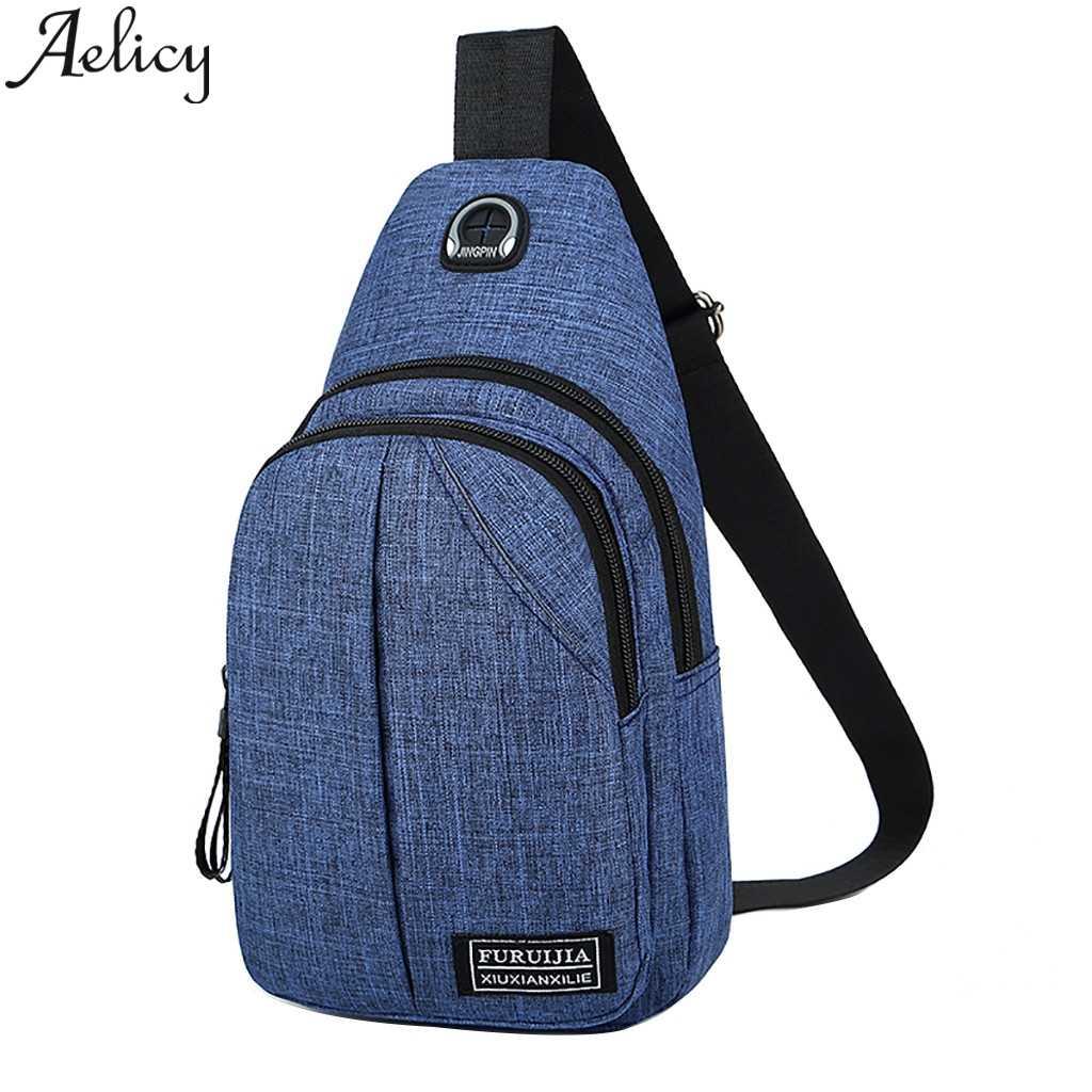 Aelicy 2019 moda oxford pano peito selvagem pequeno saco alça de ombro crossbody sacos de ombro bolsa de embreagem tote shop bolsa