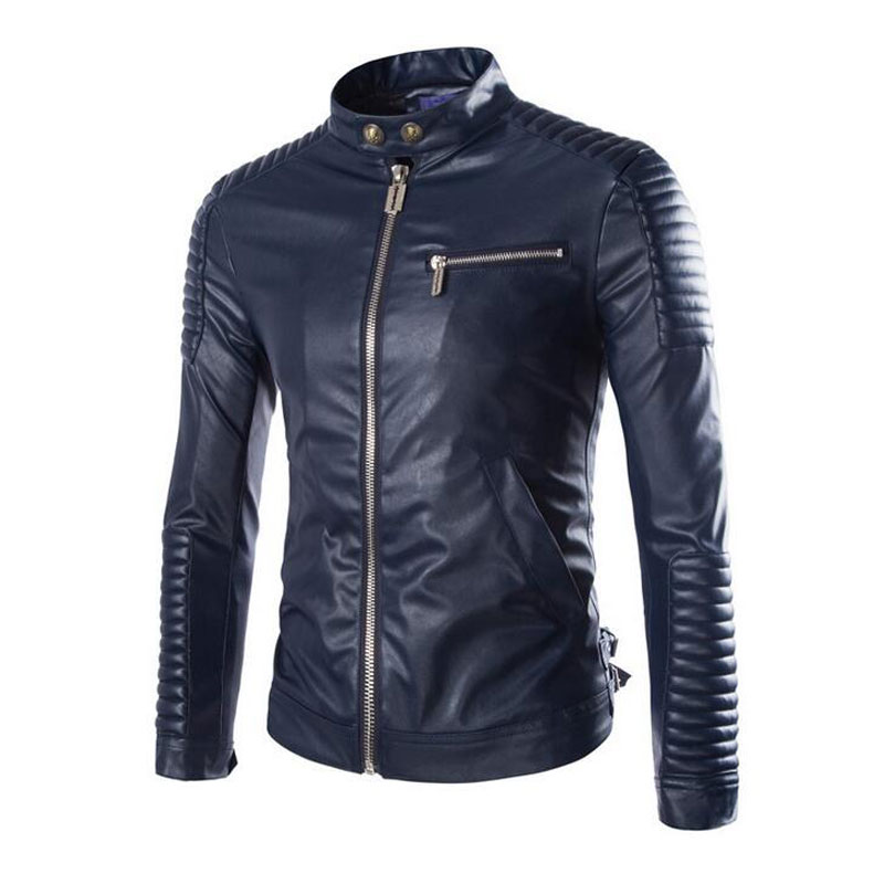 Popular Stylish Leather Jackets for Men-Buy Cheap Stylish Leather ...