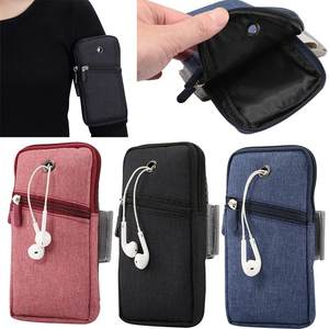 For 6.5 inch Mobile Phone Arm Band Hand Holder Case Gym Outdoor Sport Running Pouch Armband Bag For iphone xs max xiaomi huawei