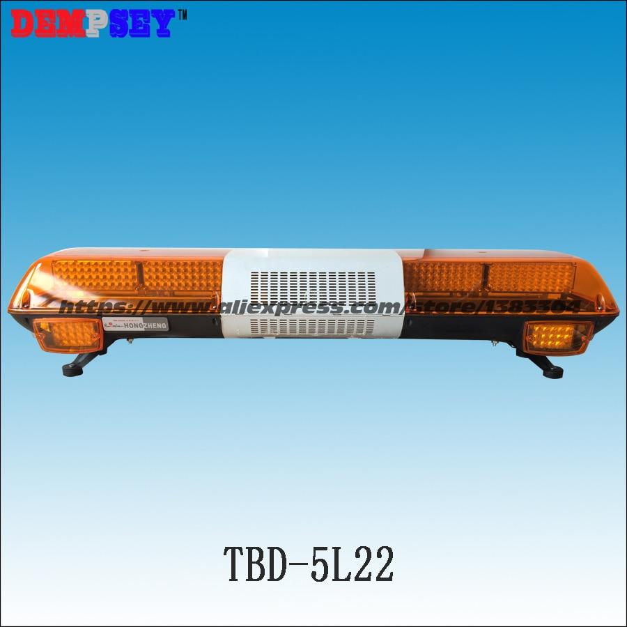 Tbd 5l22 супер яркий светодиодный световой, 100 Вт Сирена + 100 Вт Динамик, янтарный Предупреждение фонари, аварийного Предупреждение световой гру
