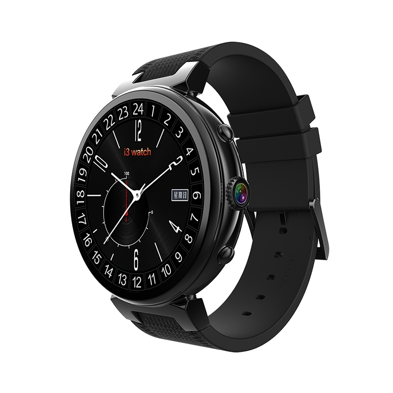 EnohpLX I6 Smart Watch Android 5.1 MTK6580 RAM 2GB ROM16GB Smartwatch Support