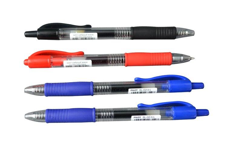 PILOT G-2 G2 1.0mm super grip XS pen 3 black