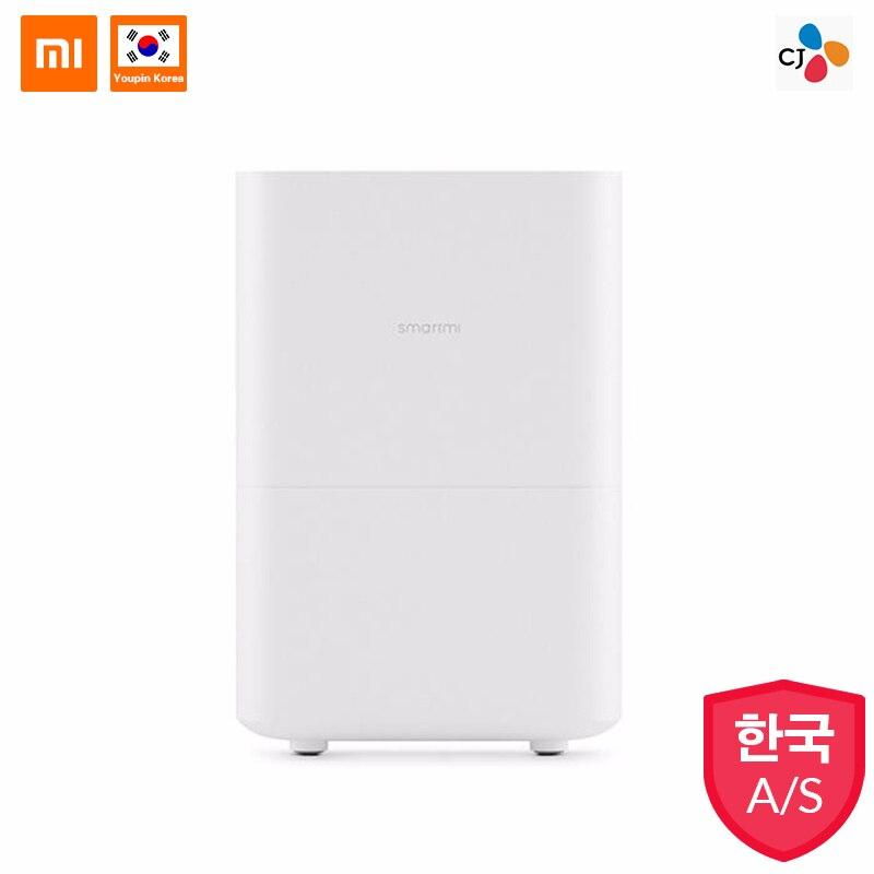 Humidificateur évaporatif d'origine Smartmi Xiaomi 2 pour votre maison purificateur d'air diffuseur d'arôme huile essentielle mijia APP contrôle