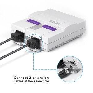 Image 5 - 2 pz Gamepad Controller Extension Cable 3 M per SNES Classico Edizione Controller 2017 per Nintendo Classic Mini/Wii Controller