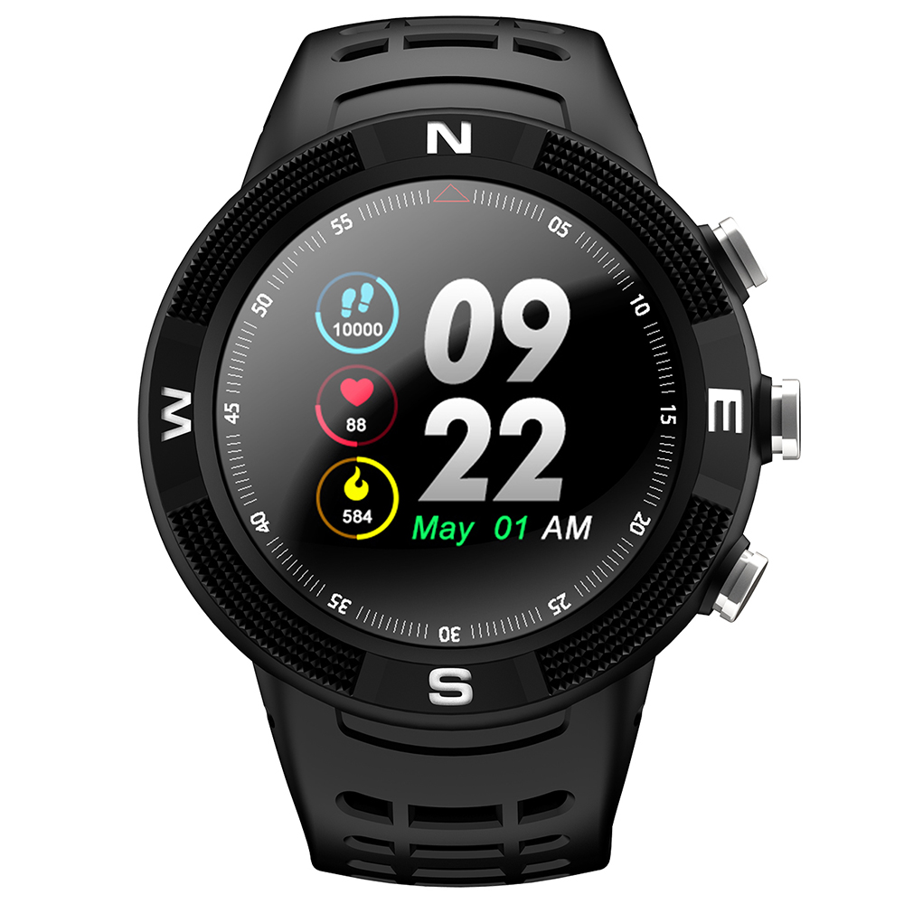 Full touch color screen smart bracelet Multi sports mode switching professional three anti smart watches GPS positioning Watches-in Smart Watches from Consumer Electronics    2
