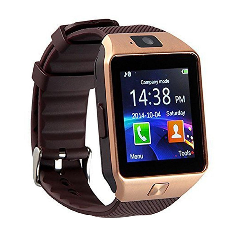 0a0b179db7b Wearable Devices Smart Watch Ladies Android Waterproof Touch Screen Sports  Watch Mobile Phone with SIM Card Whatsapp Pedometer-in Smart Watches from  ...
