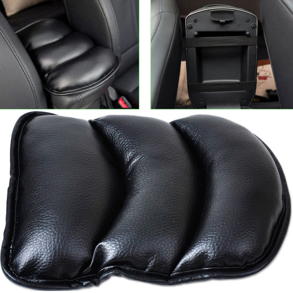Car Suv Armrest Arm Rest Center Console Top Mat Liner Pad Cover Cushion Support