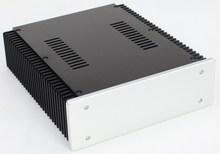 WA92 Châssis En Aluminium Amplificateur Cas/Amplificateur Boîtier/BRICOLAGE Armoire boîte de DAC