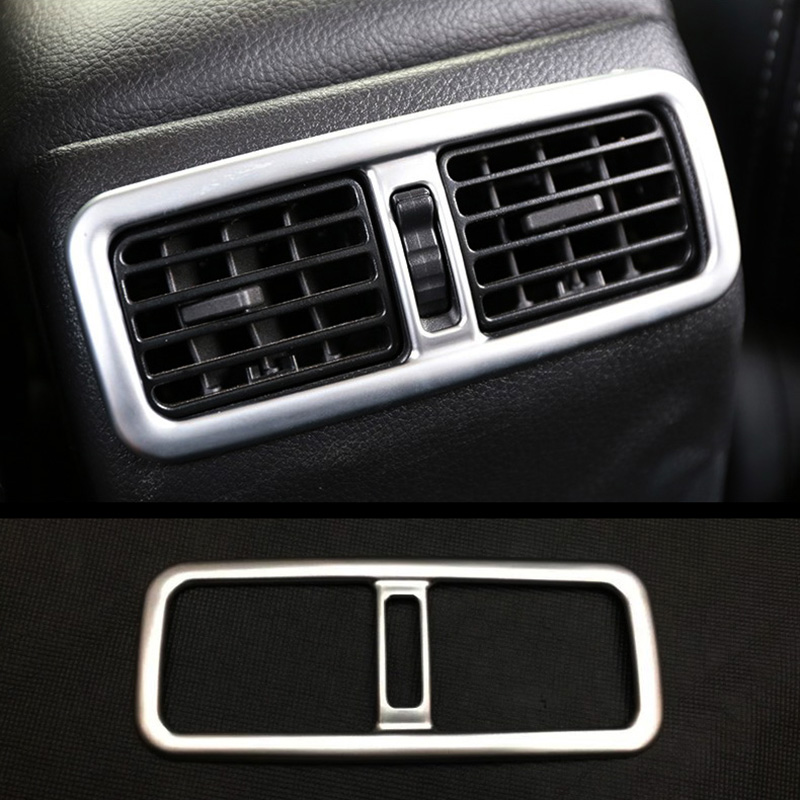 Chrome Rear Fog Light Cover Trim Bezel Fit for Nissan X-Trail T31 2008-2013