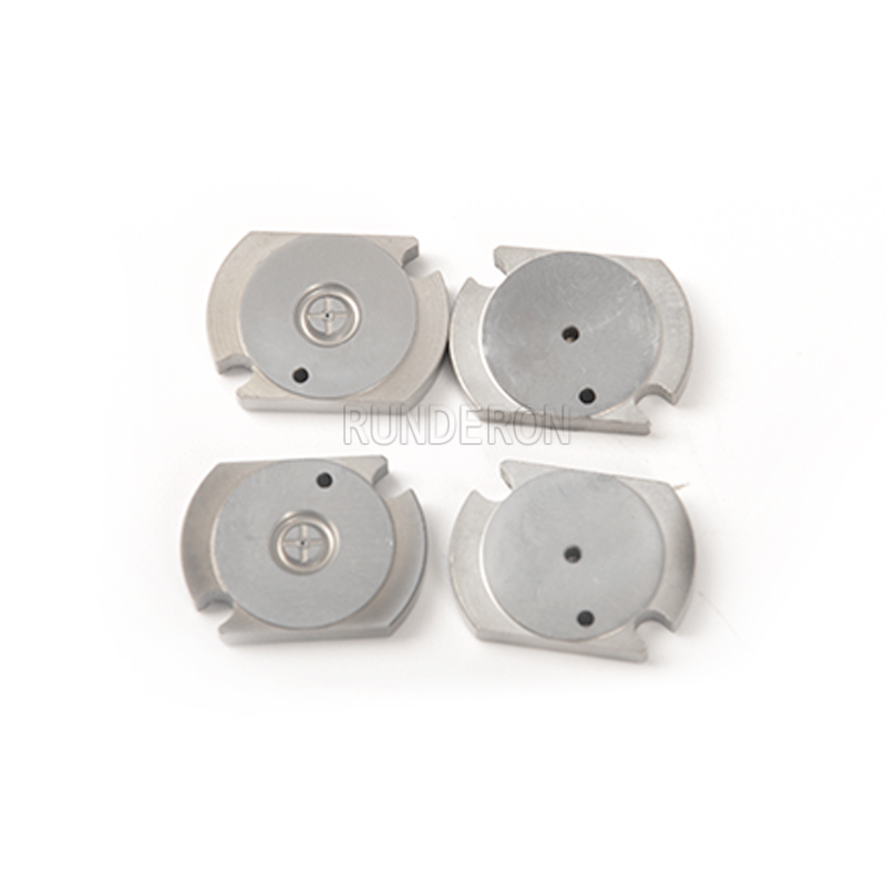 Runderon Common Rail Injector Orifice Valve Plate 05 05 for Injection 23670 30030 2367030030