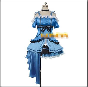 Love Live! Sonoda Umi Insert Song Customized Uniforms Cosplay Costume Free Shipping