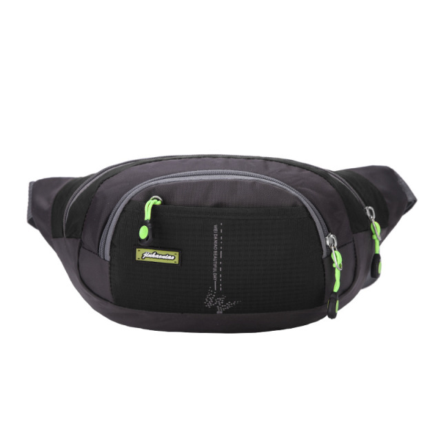 HOT 2017 Outdoor Sport Fitness gym large capacity running belt inclined shoulder purse sports leisure Waist Bag mobile phone bag