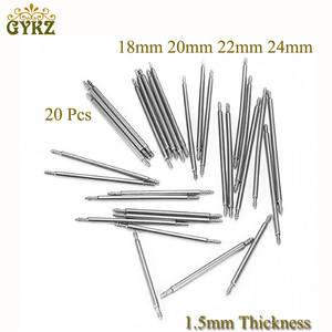 GYKZ 20pcs Repair Watchmaker Link Pins Remove Tools