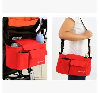 Cochecito de bebé bolsas multifuncional cochecito de niño cesta bolso del panal del bolso yuyu maclaren cochecito carro cochecito canasta de almacenamiento