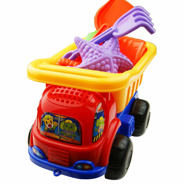 De los nuevos niños ATV juguetes para niños juguetes favoritos (que contiene cinco tipos de accesorios)