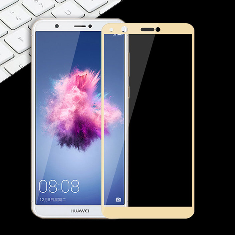 9H Full Cover Tempered Glass Screen For Huawei Enjoy 7S Protective Film or Glass For Huawei Enjoy 7 S Protective Film Case