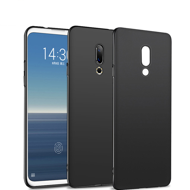 Black Matte Phone Case For Meizu