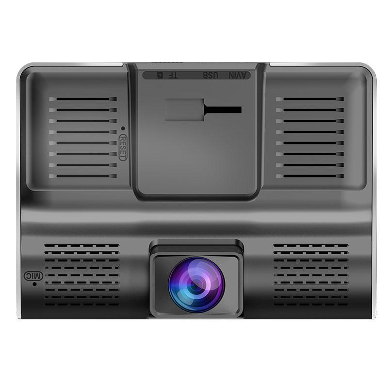 New-Three-way-Camera-4-0-Inch-Full-1080P-HD-Dual-Lens-Adjustable-170-Degree-Wide(3)