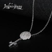 Wholesale Bright Sweet Lollipop Chocker Fashion Long Necklace For Best Friend White Gold Color Statement Necklace