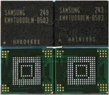 Для Примечание 2 N7100 KMVTU000LM-B503 KMVTU000LM EMMC NAND Флэш-памяти С прошивки/Програмирование