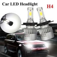 MALUOKASA Car Headlight LEDs HB2 9003 H4 Hi Lo H1 H7 H8 H9 H11 Single Beam
