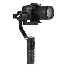 Stabilisateur de caméra à cardan 3 axes portatif, support Mobile sans balais pour Canon Nikon avec Servo Follow Focus, vidéo DSLR