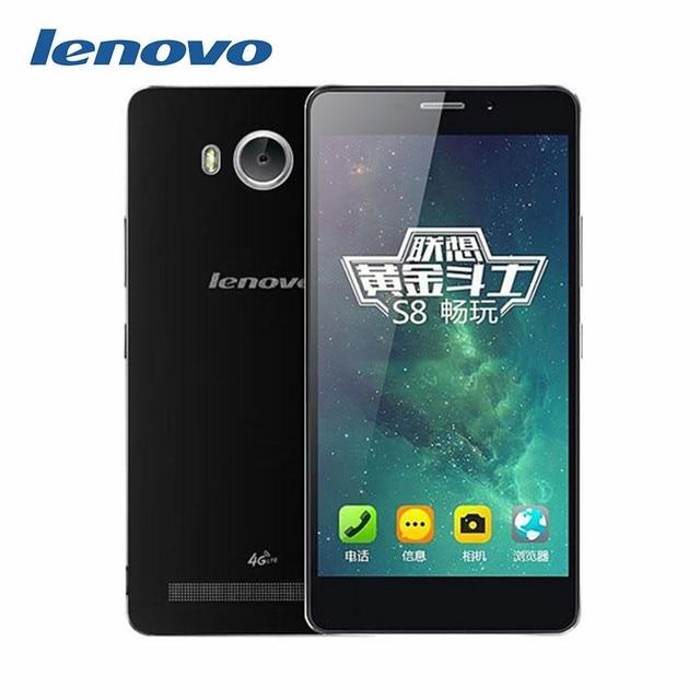 Original Lenovo A5600 5.5 inch HD MTK6735P octa core Android 5.1 4G TD LTE smartphone 1GB RAM 8GB ROM 8MP dual sim 3000mAh