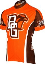 NCAA Bowling Green State University Falcons Cycling Jersey