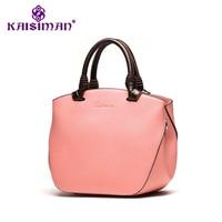 Luxury Top Handle Designer PU Leather Fashion Shoulder Bag Ladies Casual Tote Bag Fashion Tote Bag